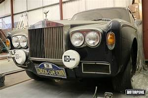Rolls-royce Rally Car Barn Find - Page 1 - General Gassing