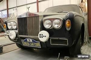 Rolls-royce Rally Car Barn Find - Page 1
