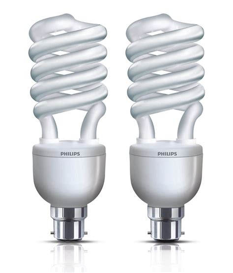 philips cfl pack   tornadospiral bulbs  watt buy