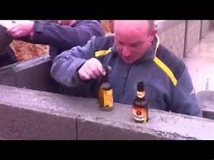 Monter Mur En Parpaing : monter un mur en parpaing youtube ~ Premium-room.com Idées de Décoration