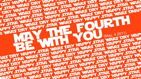 HOPEs Trend Topic: Happy Star Wars Day! May the 4th be ...