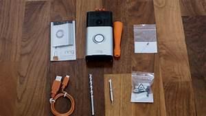 Ring Doorbell Install Guide
