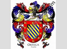 Escudo del apellido Ortega