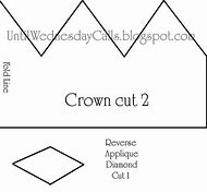 Best Crown Template Ideas And Images On Bing Find What Youll Love