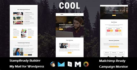 Multipurpose Responsive Email Template With