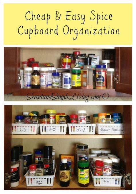 kitchen cupboards organization 343 best images about kitchen spice storage on 1051