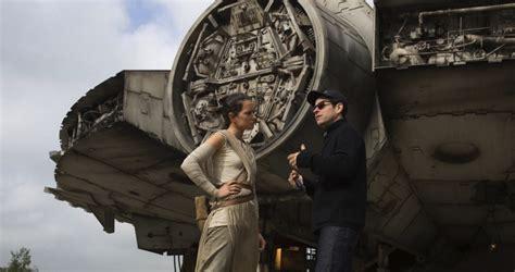 jj abrams talks  life post star wars  force