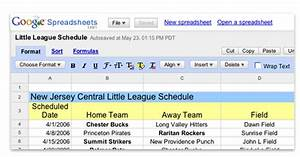 google spreadsheet With google docs spreadsheet toolbar