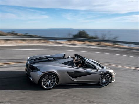 Mclaren 570s Photo by Mclaren 570s Spider Picture 184803 Mclaren Photo