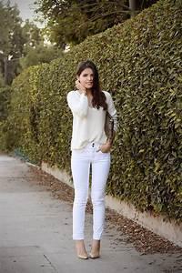White on Tuesday - fake leather blog
