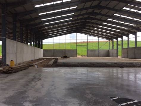 waste transfer centre  coming  nicely ajs skips