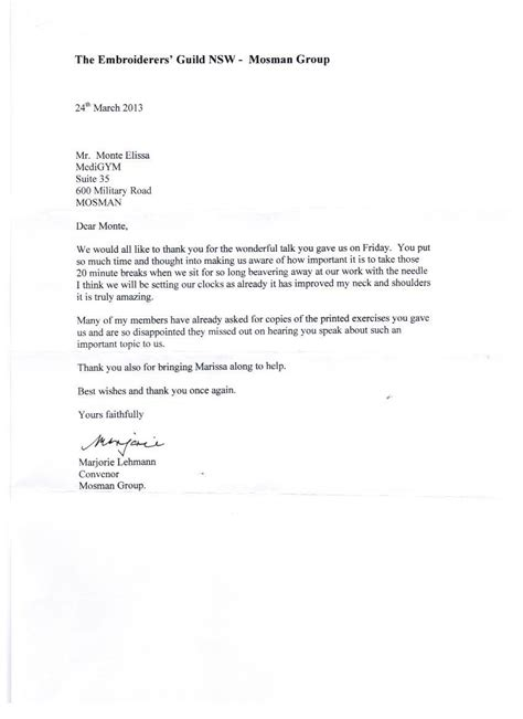 gym membership cancellation letter examples daily roabox