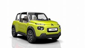 Citroën Mehari : citroen e mehari goes on sale from 25 000 gets a new promo video autoevolution ~ Gottalentnigeria.com Avis de Voitures