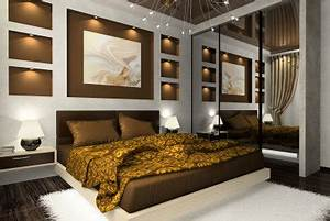 Computer Im Schlafzimmer : schlafzimmer ideen f r eine gem tliche und ruhige gestaltung ~ Markanthonyermac.com Haus und Dekorationen