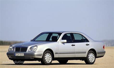 w210 klasse mercedes benz 1995 1999 autoevolution 1998 1997 cars
