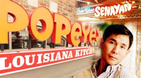 benny hadisurjo popeyes alternatif fastfood bagi