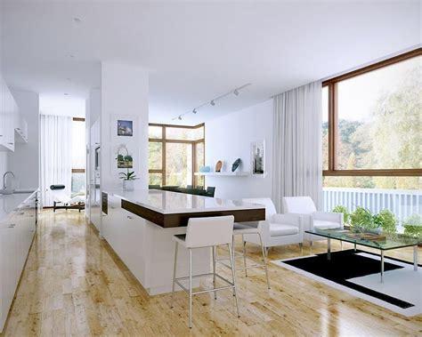 cuisine avec sol parquet photo cuisine avec un sol en parquet de delorme ent 4383 habitissimo