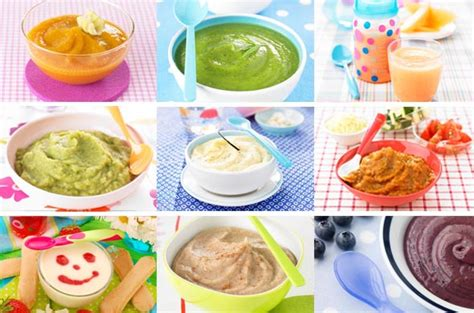 cuisine de bébé quelles recettes de petits pots pour bébé de 6 mois