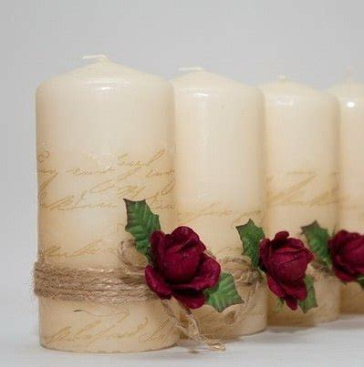 Dekorieren Mit Kerzen by Kerzen Einfach Dekorieren Dekoking Diy Bastelideen
