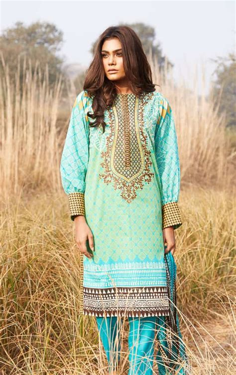latest ladies eid kurta designs images  sheideas