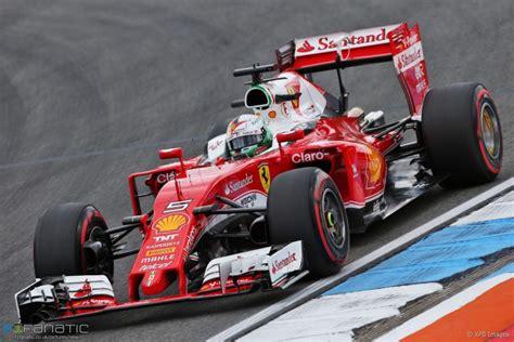 Ferrari has released a video of top f1 driver sebastian vettel drifting the new laferrari aperta, in honor of the brand's 70th anniversary. Sebastian Vettel, Ferrari, Hockenheimring, 2016 · RaceFans