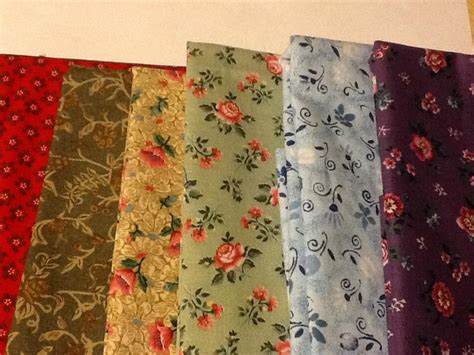 cranston fabric cranston print works floral flowers fabric 100 cotton nkm ebay