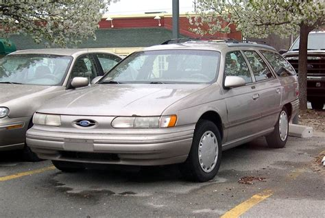 car maintenance manuals 1995 ford taurus regenerative braking 1995 ford taurus sho sedan 3 0l v6 manual