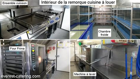 location chambre froide mobile camion cuisine