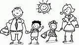 Coloring Happy Children Popular sketch template