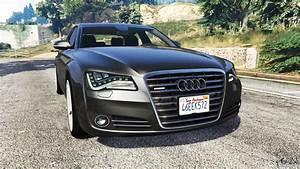 Audi A8 2010 : audi a8 fsi 2010 for gta 5 ~ Medecine-chirurgie-esthetiques.com Avis de Voitures