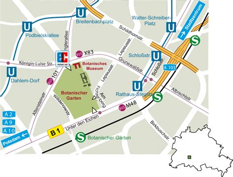 Botanischer Garten Berlin Karte by Ec Karten Zahlung Eingang K 246 Nigin Luise Platz Bgbm