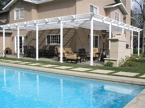 vinyl patio covers louvred patio covers los angeles ca