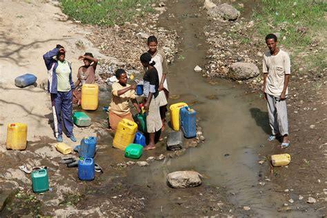 Tanzania Rombo Residents Suffer Acute Water Shortage