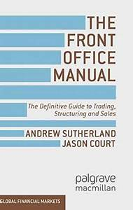 Sell  Buy Or Rent The Front Office Manual  The Definitive