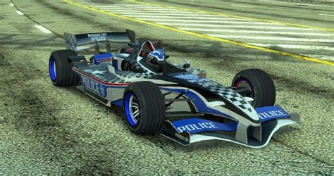 Mclaren Mp4-22 Mercedes-benz In Burnout Paradise