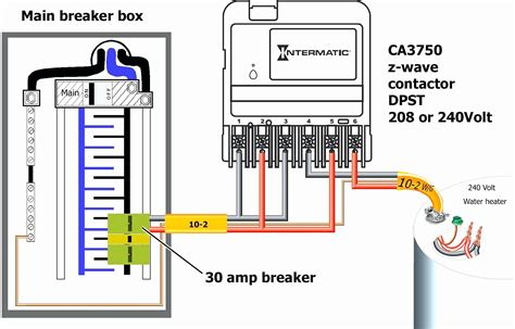 Breaker Switch Wiring Diagram by Homeline Load Center Hom6 12l100 Wiring Diagram Collection