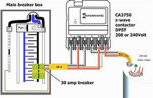 D Load Center Wiring Diagram