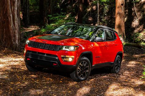 New Jeep Compass Trailhawk 2017 Review Pictures Auto