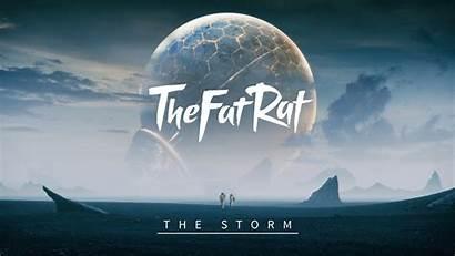 Thefatrat Storm Gtgraphics Rat Fat Showcase Wallpapers