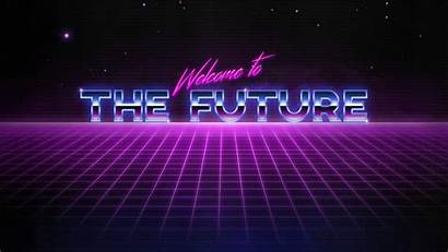 Synthwave Cyberpunk 1980s Wallpapers Outrun Retrowave Futuristic