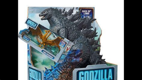 Jakks Pacific Godzilla 2019 Figures Revealed (spoilers