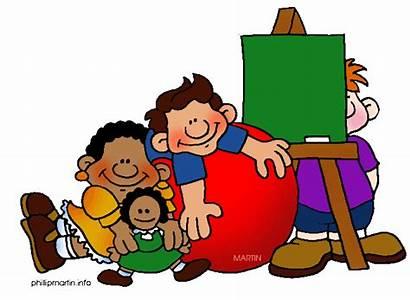 Preschool Clip Centers Clipart Clipartpanda Pre Panda