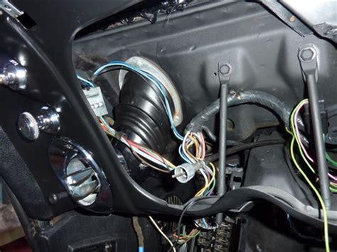 Camaro Vent Duct Connector Adapter Dash Astro