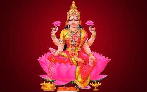 Lakshmi maa hindu goddess