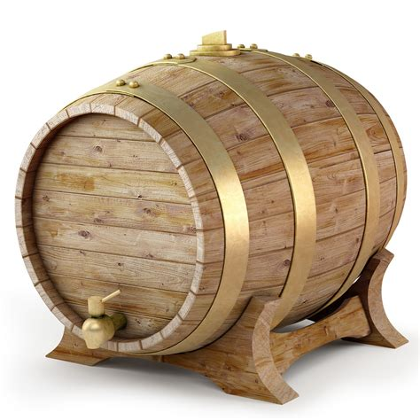 Wall Decoration Tips, Wooden Whiskey Barrels Wooden