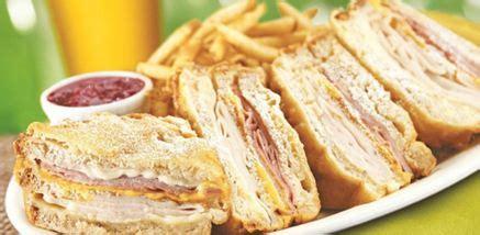 Bennigans Monte Cristo Sandwich