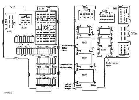 04 Explorer Fuse Layout by 04 Ford Explorer Fuse Diagram Diagram Schematic Ideas