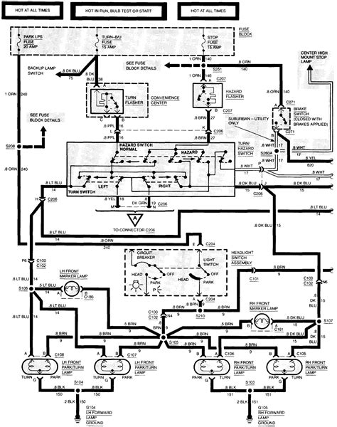 1993 Chevy Silverado Transmission Wiring Diagram by My 1994 Chevy K1500 Has The Following Going On