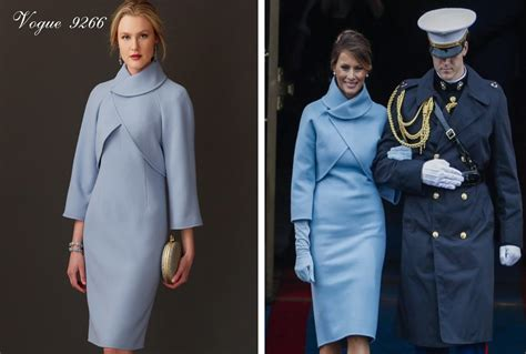 Рождение fashion-звезды: Мелания Трамп на инаугурации | Marie Claire