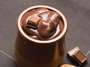 Creme Chocolat Sans Oeuf : cr me dessert au chocolat sans oeufs ni beurre recette ~ Nature-et-papiers.com Idées de Décoration